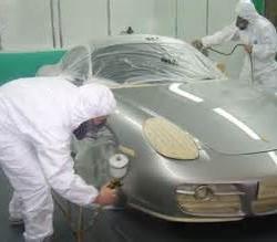 Débosselage Alain Darcy restaure aussi les voitures antiques