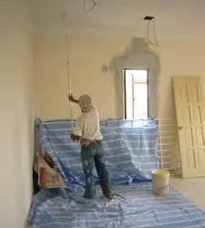 Green Renovations painting service is done professionaly