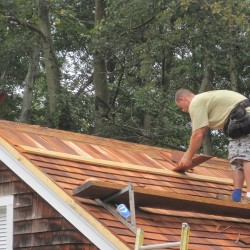 You need a roof not problems? Then call Lakeshore Roofing