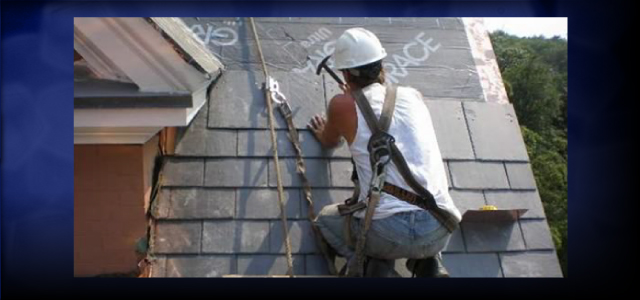 Belgrave roofer