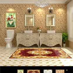 Million Tapis et Tuiles have in stock more carpets and tiles than anyone else in Montreal area