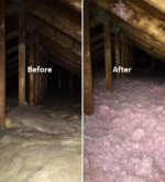 Isolation Exper+ Attic job