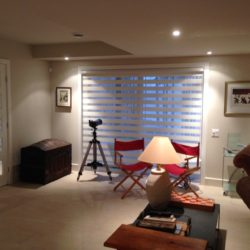 Montreal Blinds Man desserving Montreal offers a large selection of fine window dressing